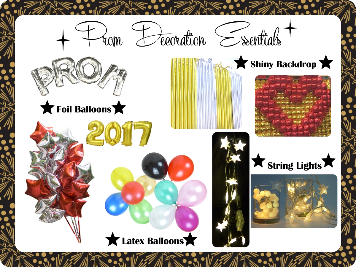 Shop Prom Items